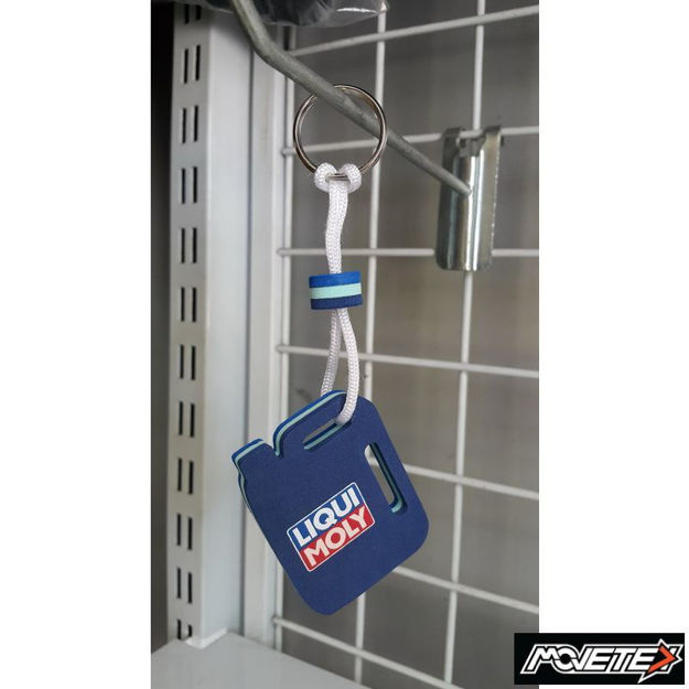 Picture of Liqui Moly Oil Cansiner Key Fob