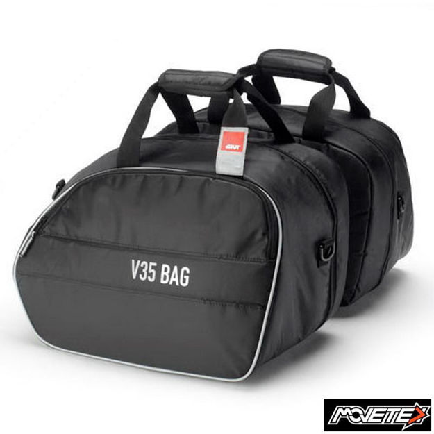 Picture of GIVI T443B Pair Inner Soft Bags Liners For V35N