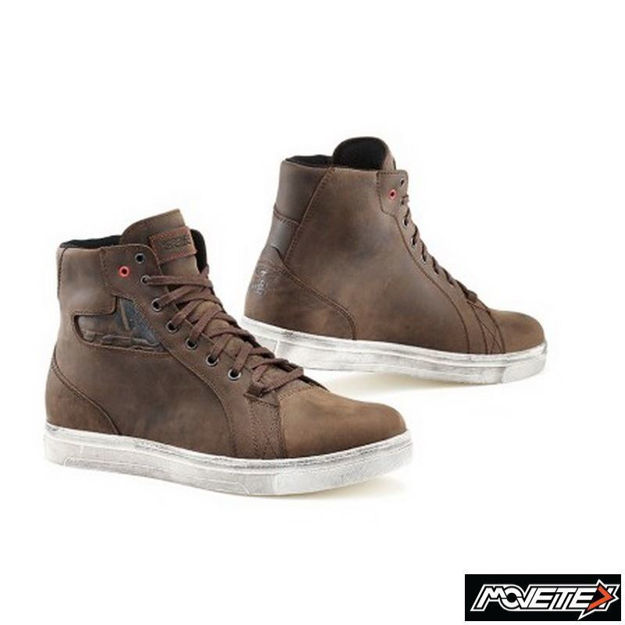 Picture of TCX 9401W Street Ace Waterproof Boots - Coffee Brown