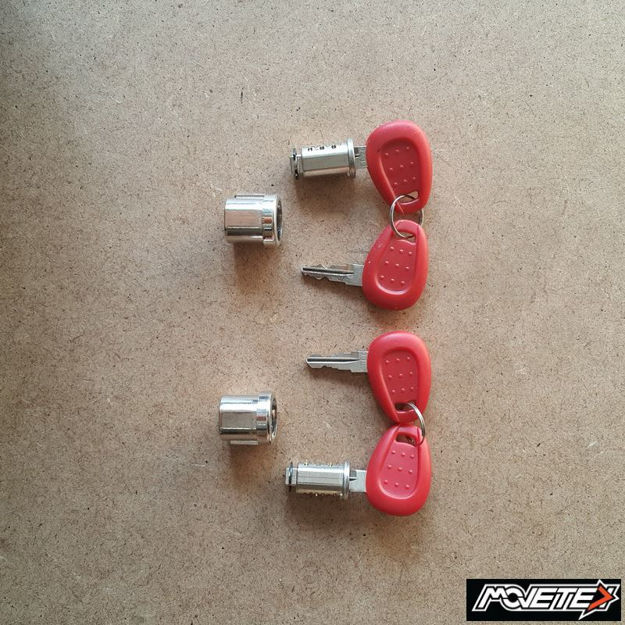 Picture of Givi set of locks for top case