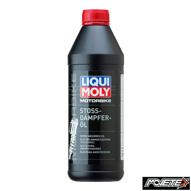 Picture of Liqui Moly Motorbike Shock Absorber Oil