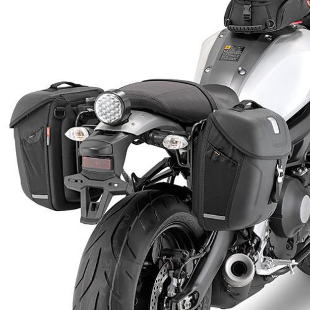 Picture of Givi Side Cases Holder support for MT501 of Yamaha XSR900