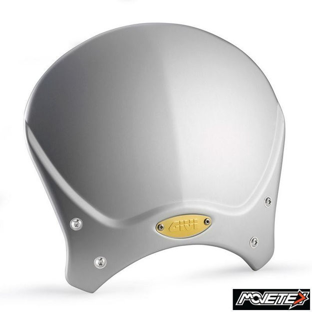 Picture of Givi Anodized Aluminium Windshield Race Cafe