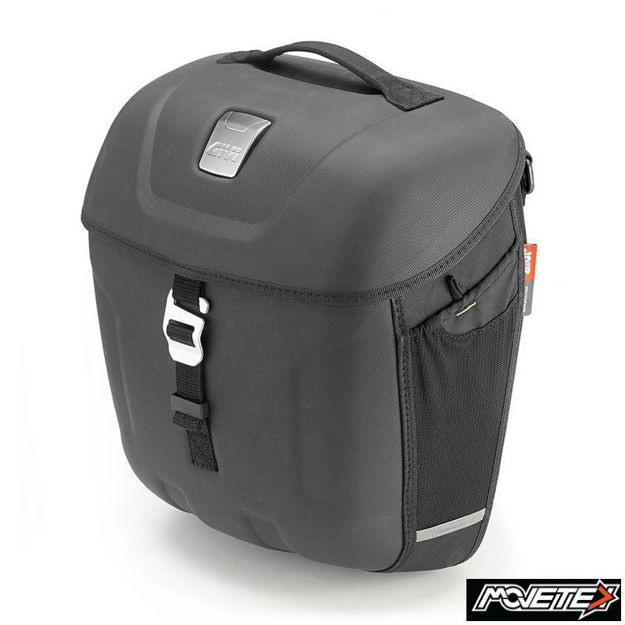Picture of Givi Saddle Bags MT501S Metro-T Thermoformed Single 18L