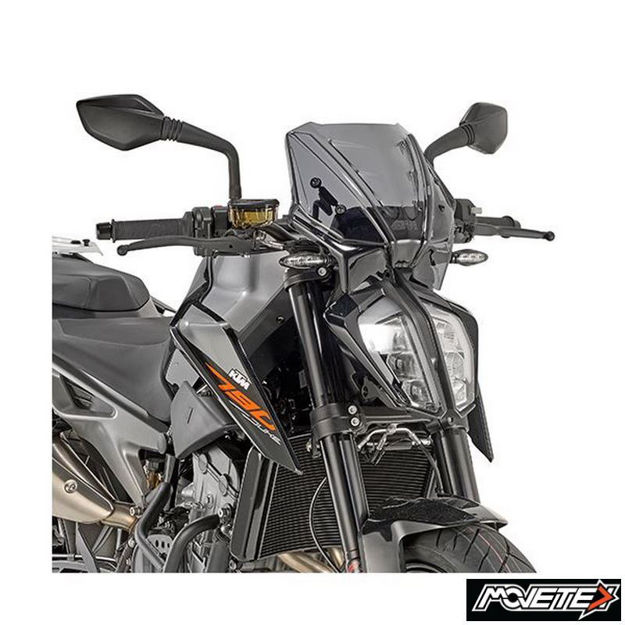 Picture of Givi Specific screen, smoked KTM 790 Duke