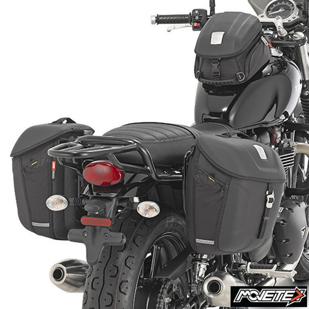 Picture of Givi Side Bags Holder MT501 Triumph Street Twin 900 Bonneville T100