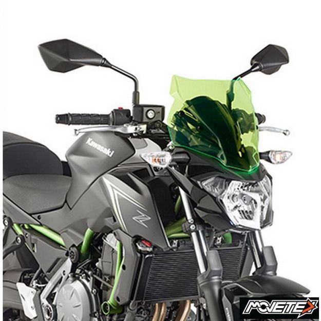 Picture of Givi Lime Kawasaki Z650 Windshield