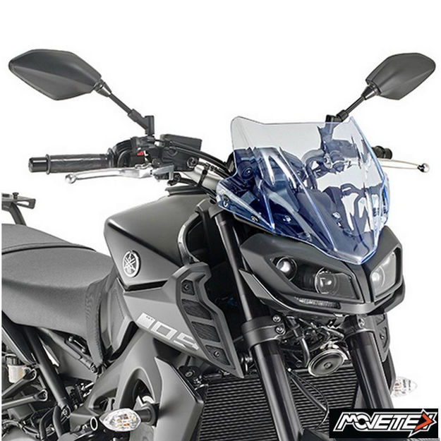 Picture of Givi Ice windshield Yamaha MT09