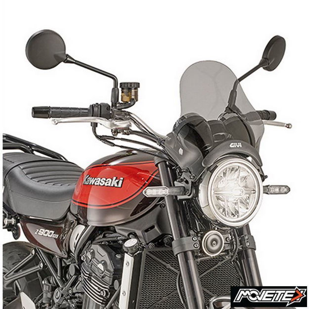 Picture of Givi windshield A210