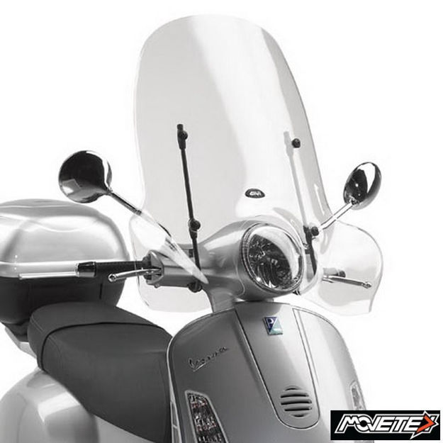 Picture of Givi specific fitting kit wind shield for 104A