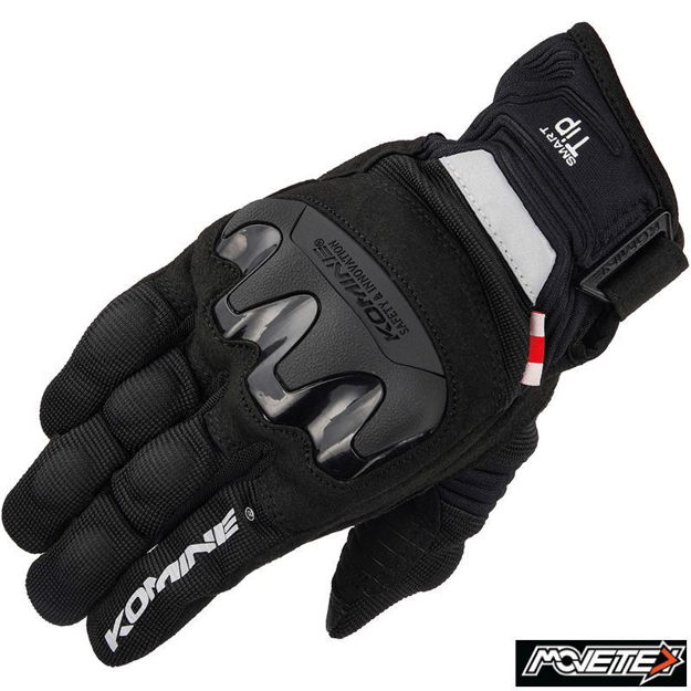 Picture of Komine GK220 Protect Mesh Gloves
