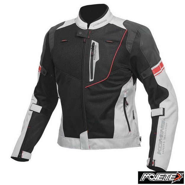 Picture of Komine JK131 Reflect Mesh Jacket