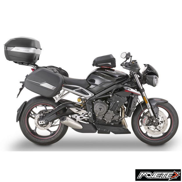 Picture of Givi Side Bags Holder ST604 Triumph Street Triple 765
