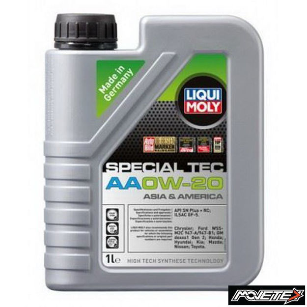 Picture of Liqui Moly Special Tec AA 0W-20